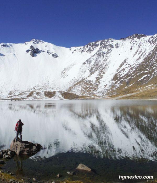 Nevado de Toluca Alpinismo Cima